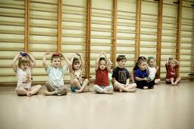 gimnastyka przedszkole